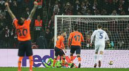 Başakşehir-Kopenhag maçı özeti için tıklayın