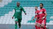 Bursaspor: 1 - Boluspor: 1 (ÖZET)