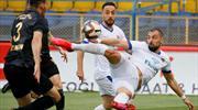 EG Menemenspor: 2 - İstanbulspor: 2 (ÖZET)