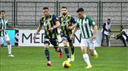 İH Konyaspor - Fenerbahçe maçının öyküsü burada