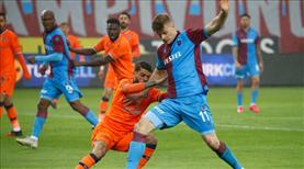 İşte Trabzonspor - M. Başakşehir maçının öyküsü