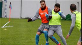 Trabzonspor'da Göztepe mesaisi