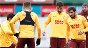 Galatasaray'ın antrenmanı iptal edildi