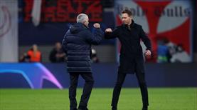 Nagelsmann, Mourinho'nun rüyasını kabusa çevirdi