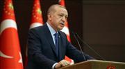 Cumhurbaşkanı Erdoğan'dan Albayrak ve Terim'e