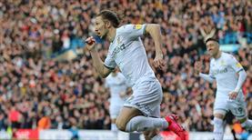 Leeds Unitedlı oyunculardan örnek davranış