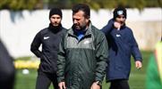 Yukatel Denizlispor'un antrenmanları 30 Mart'a ertelendi