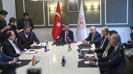 Bakan Kasapoğlu, federasyon başkanlarıyla toplantı yapacak
