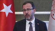 Bakan Kasapoğlu'ndan Beşiktaş temalı