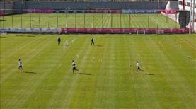 Bayern Münih antrenmanlara başladı
