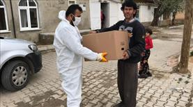 Konyasporlu taraftarlardan yardım kampanyası