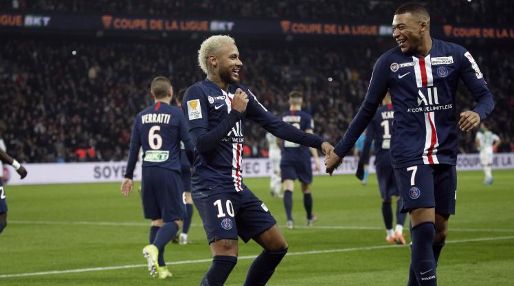 Fransa'da son karar verildi! Şampiyon Paris Saint-Germain