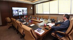 Bakan Kasapoğlu, alt lig temsilcileriyle görüşecek