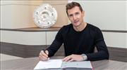 Efsane, Bayern'e imza attı