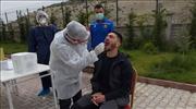 Y. Malatyaspor'da Covid-19 testi yapıldı
