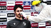 Portekiz'de 3 futbolcunun testi pozitif çıktı