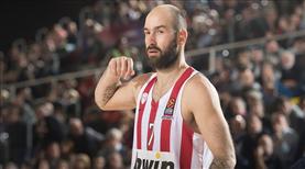 EuroLeague'den Spanoulis'e büyük onur