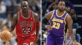 LeBron'dan Michael Jordan sözleri
