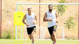 Y. Malatyaspor'dan çift idman