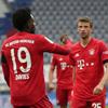 Bayern Münih, Eintracht Frankfurt'a acımadı