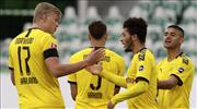 Dortmund kazanmaya devam ediyor