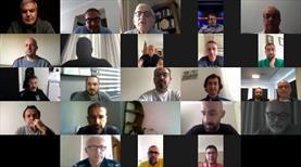 TFF Sağlık Kurulu'ndan online toplantı