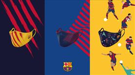 Barça, logolu maskeleri satışa sundu