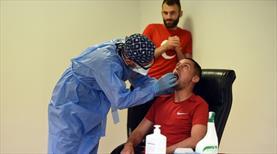 Yukatel Denizlispor'a ikinci kez test yapıldı