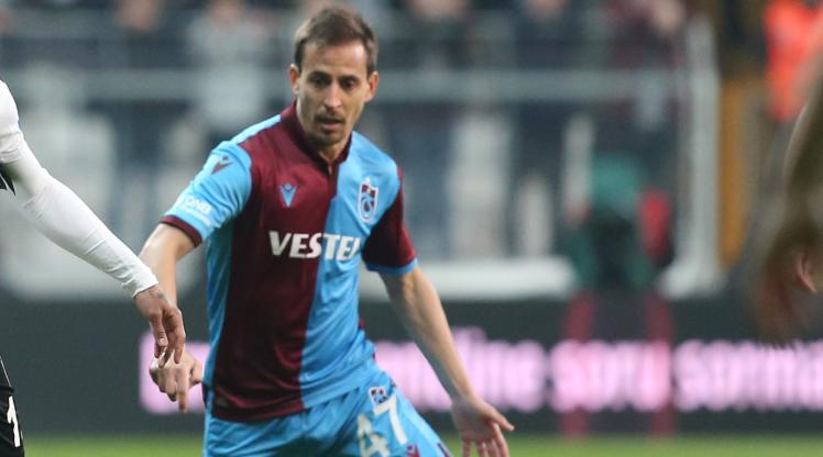 Trabzonspor, Pereira ile uzatıyor