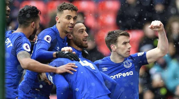 Everton'da maaşlara %50 erteleme