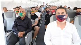 Antalya ve Alanya aynı uçakta