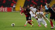 Gaziantep FK - MKE Ankaragücü: 1-1 (ÖZET)