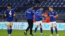 Schalke sonunu getiremedi