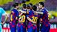 Barça liderliğini sürdürdü