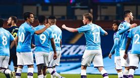 City 3 puanı 3 golle aldı