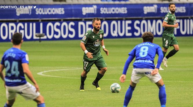 Emre kaçırdı, Deportivo puanı kurtardı