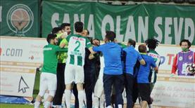 Giresunspor - Adanaspor: 3-1 (ÖZET)