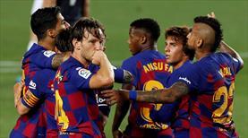 Barça liderliği geri aldı