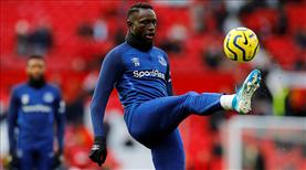 Everton Niasse için kararını verdi