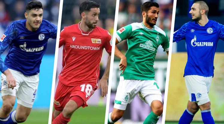Lejyonerlerimizin Bundesliga karnesi
