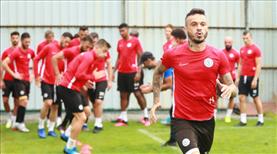 Rize'de Konyaspor mesaisi başladı