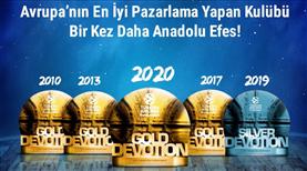 Anadolu Efes'e büyük onur