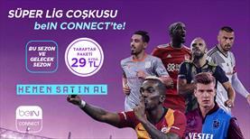 Süper Lig Heyecanı Ayda 29 TL'ye seninle!