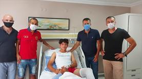 Batuhan Kırdaroğlu ameliyat edildi