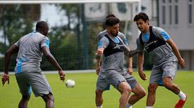 Trabzonspor'da Kovid-19 testleri negatif