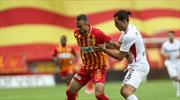 HK Kayserispor-Gaziantep FK: 1-1 (ÖZET)