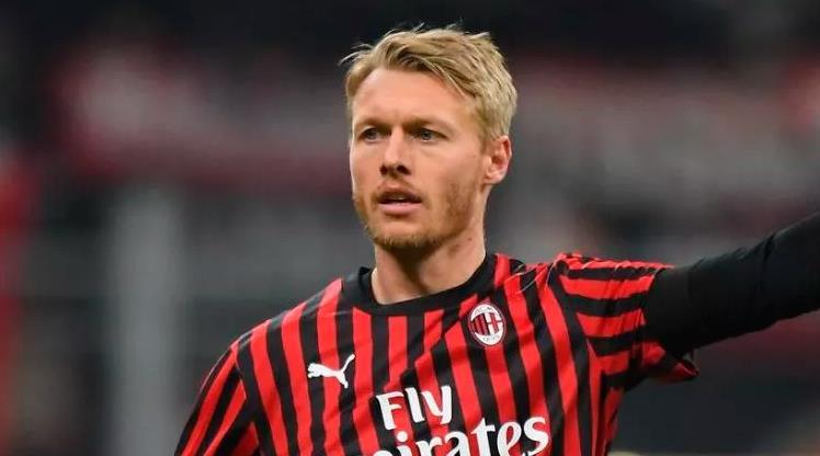Milan, Simon Kjaer'in bonservisini aldı