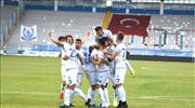 İkinci Süper Lig bileti Erzurumspor'un (ÖZET)