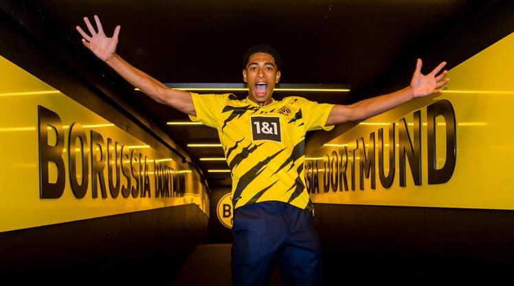 Geleceğin yıldızınız Dortmund kaptı