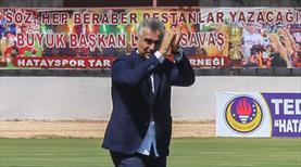 Hatayspor'dan Mehmet Altıparmak açıklaması